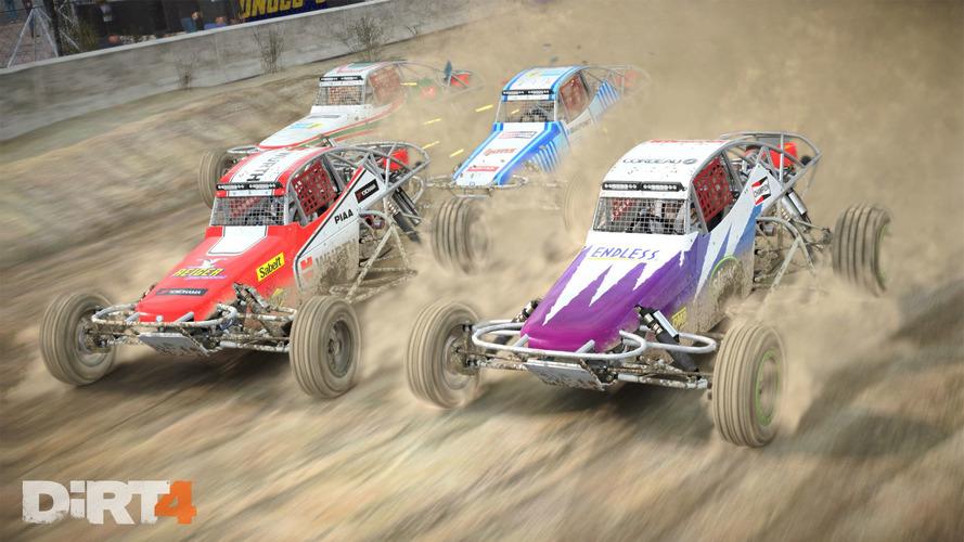 Game Dirt 4