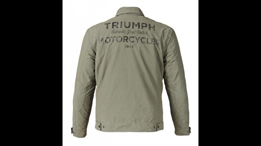 Triumph lança nova linha de roupas e acessórios pessoais no Brasil