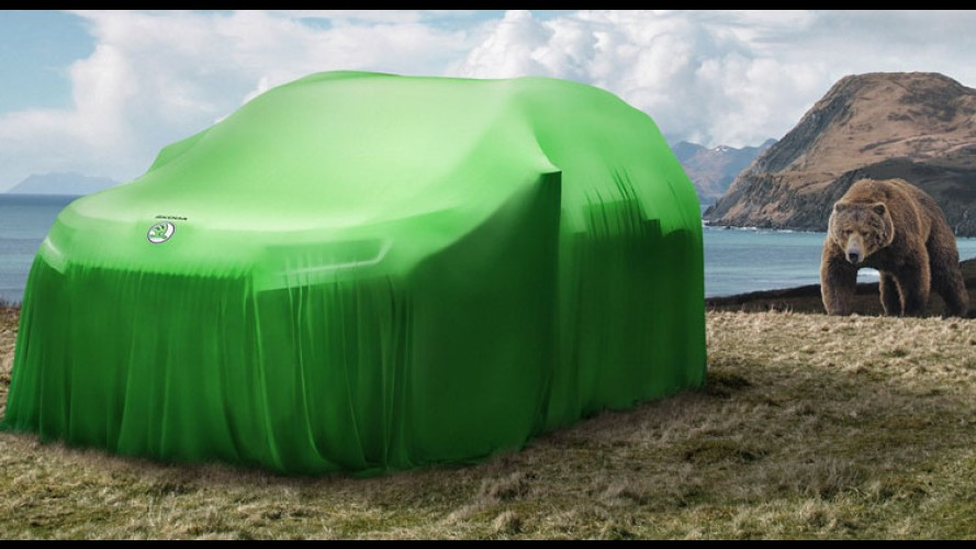Maior que Tiguan: Skoda confirma nome Kodiaq para seu primeiro SUV