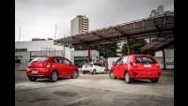 Campeões de 2015 (hatches compactos): Fit é o mais vendido; Fiesta cai 63%