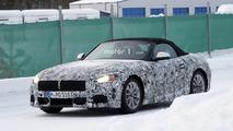 2018 BMW Z5 spy photos