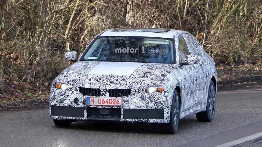 BMW M340i, fotos espía en Nürburgring