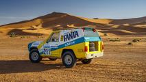 1987 Nissan Patrol Paris-Dakar