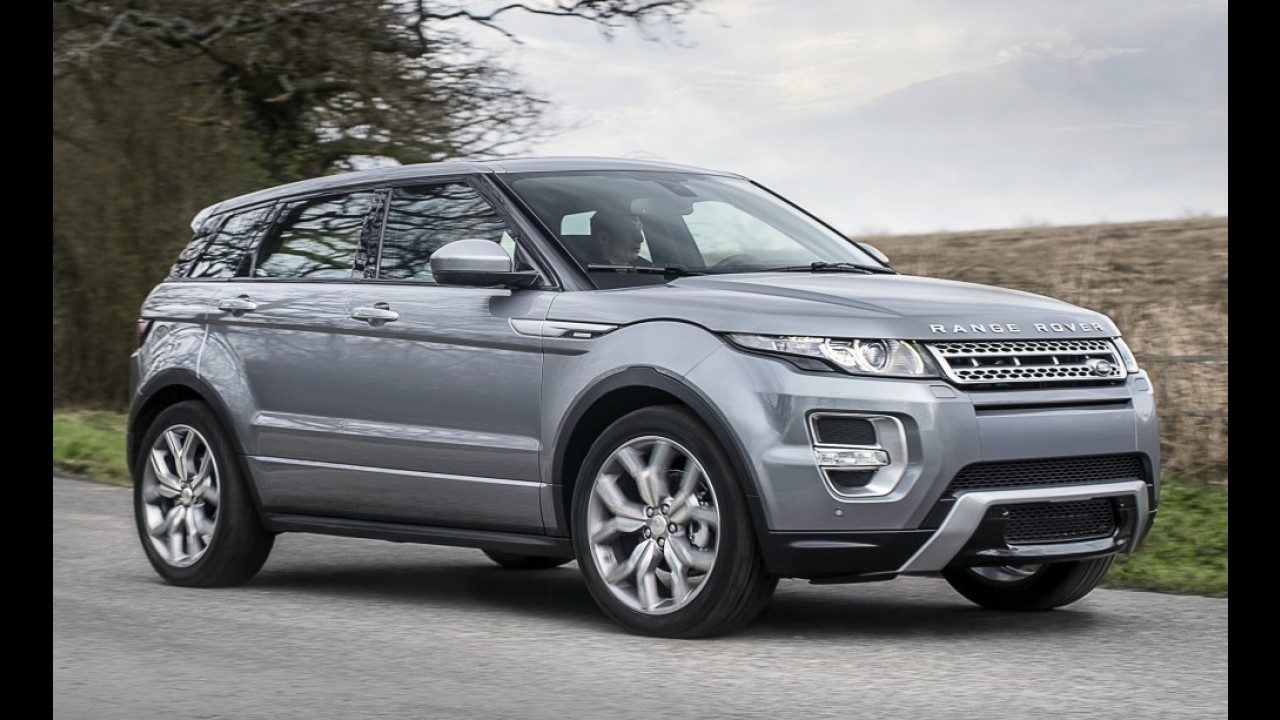 Land Rover pede que chineses não comprem cópia barata do Evoque