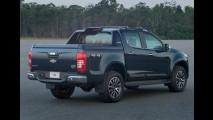 Nova Chevrolet S10 é revelada por completo na Agrishow - veja fotos