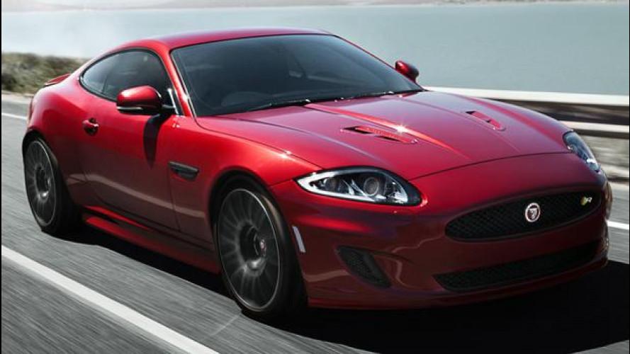 Jaguar XK Signature e Dynamic R, solo per l'Inghilterra