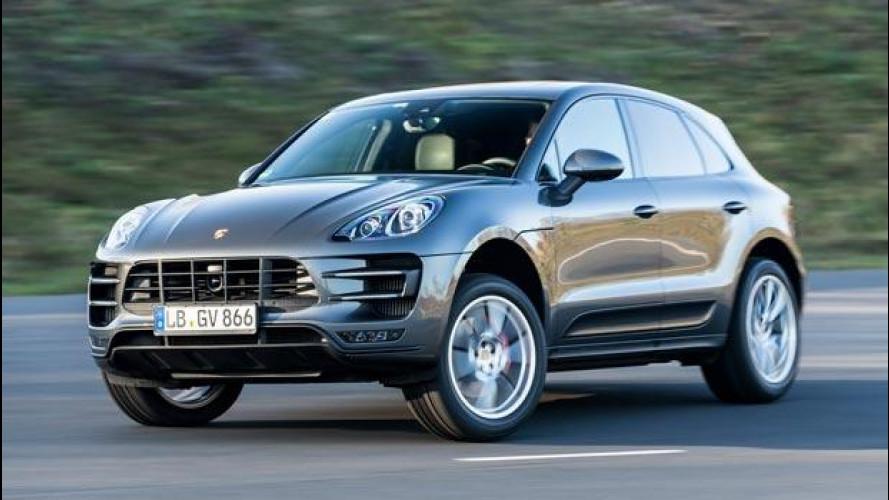 Porsche Macan, non chiamatela baby Cayenne
