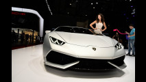 Lamborghini al Salone di Ginevra 2015