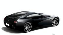 Bugatti Project Streamliner