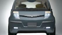 2005 Chrysler Akino Concept Vehicle