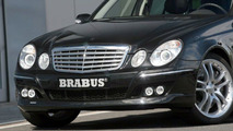 Facelifted Mercedes E-Class by Brabus