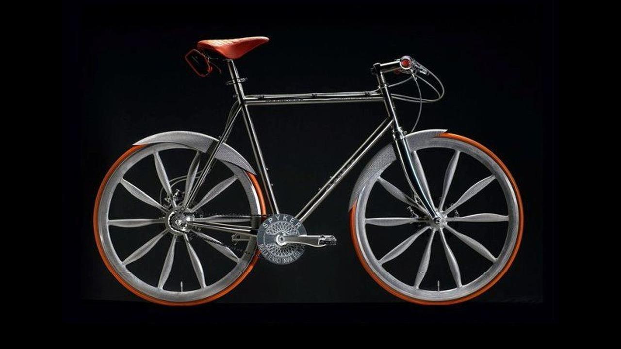 Spyker and Koga Aeroblade Bicycle