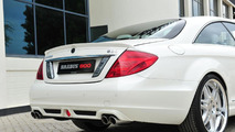 Brabus 800 Coupe based on Mercedes-Benz CL 600 - 10.11.2011