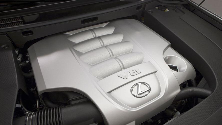 2013 Lexus LX 570 revealed [video]