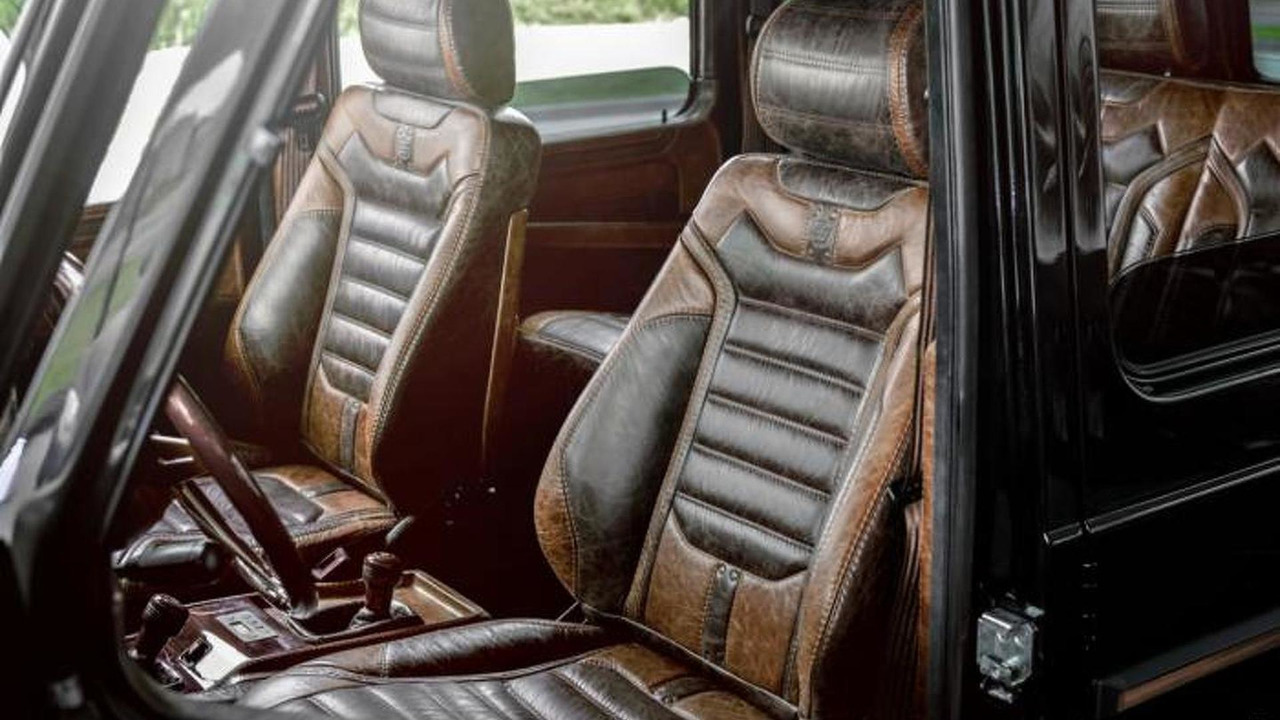 1990 Mercedes-Benz G-Class by Carlex Design