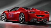 Ferrari 458 Italia Spyder leak photo? - 22.8.2011