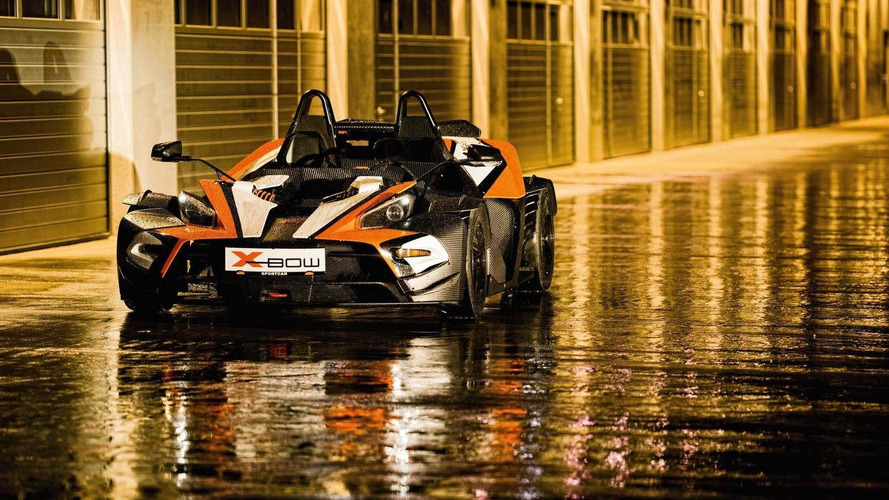 Beefier KTM X-BOW R launched