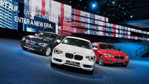 BMW previews 2011 Frankfurt show 05.08.2011