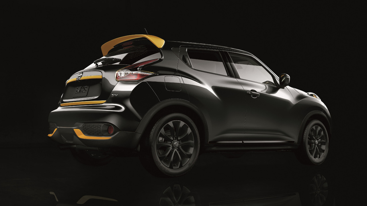 Color car los angeles - Nissan Juke Stinger Edition By Color Studio