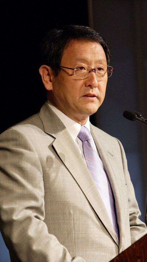 Toyota President apologises for global recall