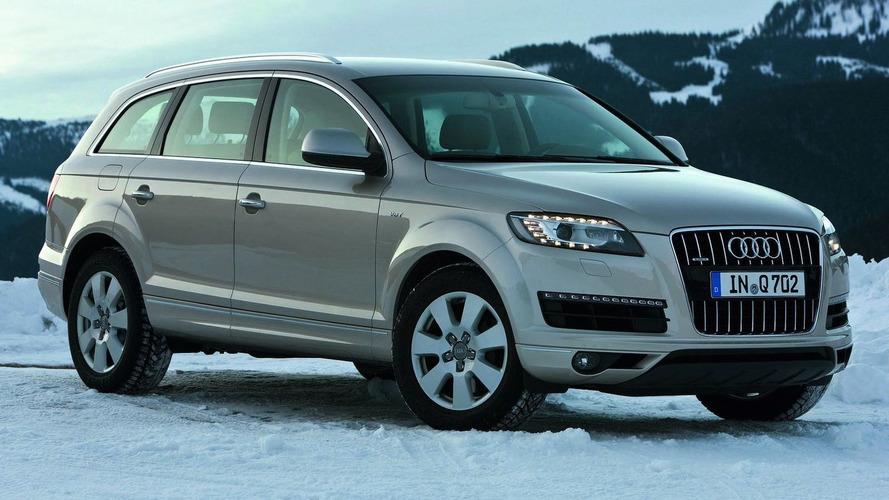 2011 Audi Q7 Receives New Engines and 8-Speed Trans