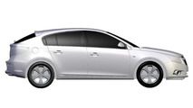 Chevrolet Cruze patent renderings - 12.29.2010