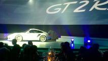 Porsche 911 GT2 bayi sunumu fotoğrafı