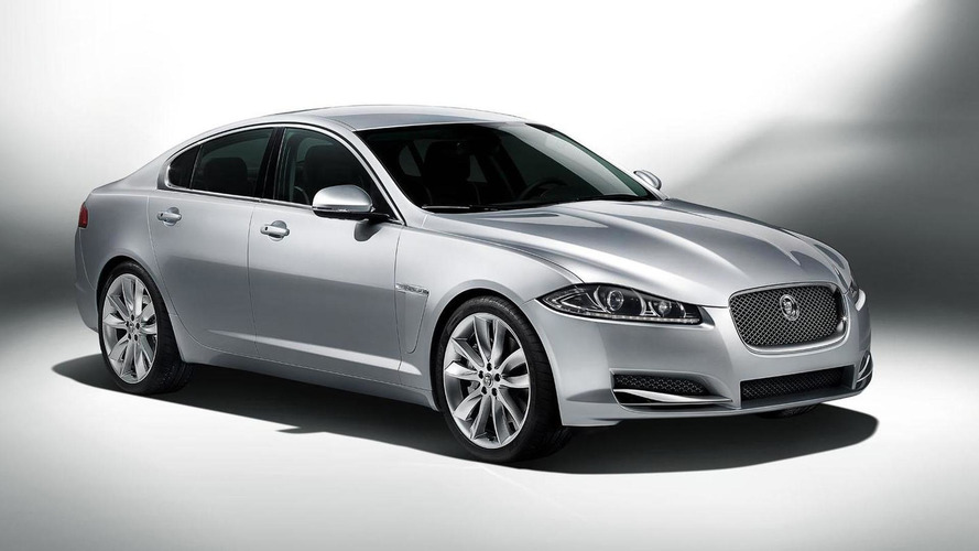 Jaguar announces an all-wheel drive system for the XF & XJ