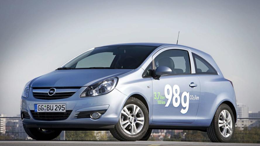 Opel Corsa ecoFLEX Boasts 3.7 liter/100 km and 98g/km CO2