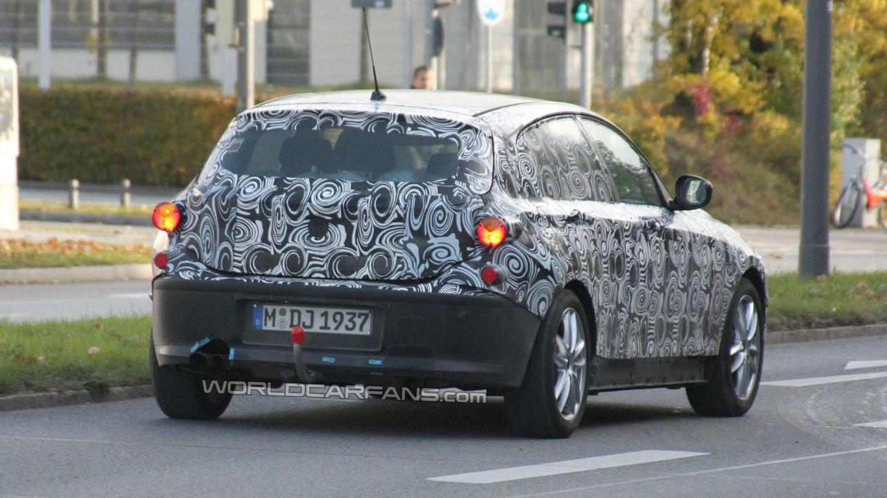2012 BMW 1-Series Prototype