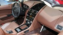 Aston Martin DBS Volante Live in Geneva