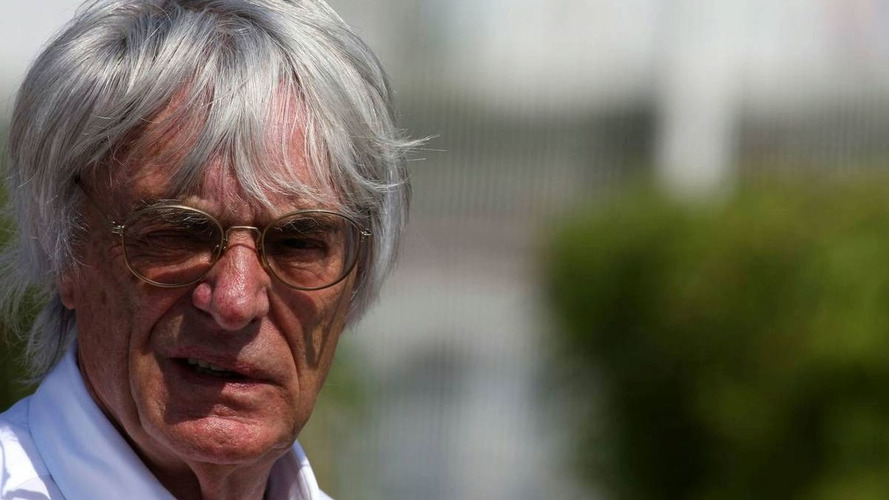 No return to India in 2015 - Ecclestone