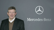 Ross Brawn, Mercedes GP, Brackley, 23.12.2009