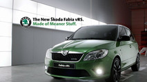 Skoda 'Made of Meaner Stuff' TV commercial screenshot, 1600, 02.11.2010