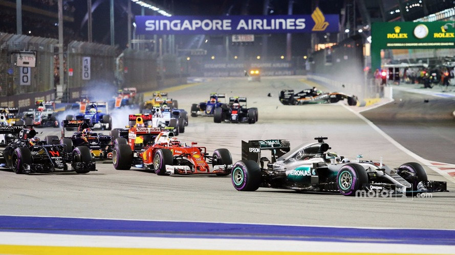 Formula 1 begins Ultra High Definition trials