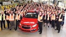 Ford Falcon ve Holden Cruze üretimi bitti