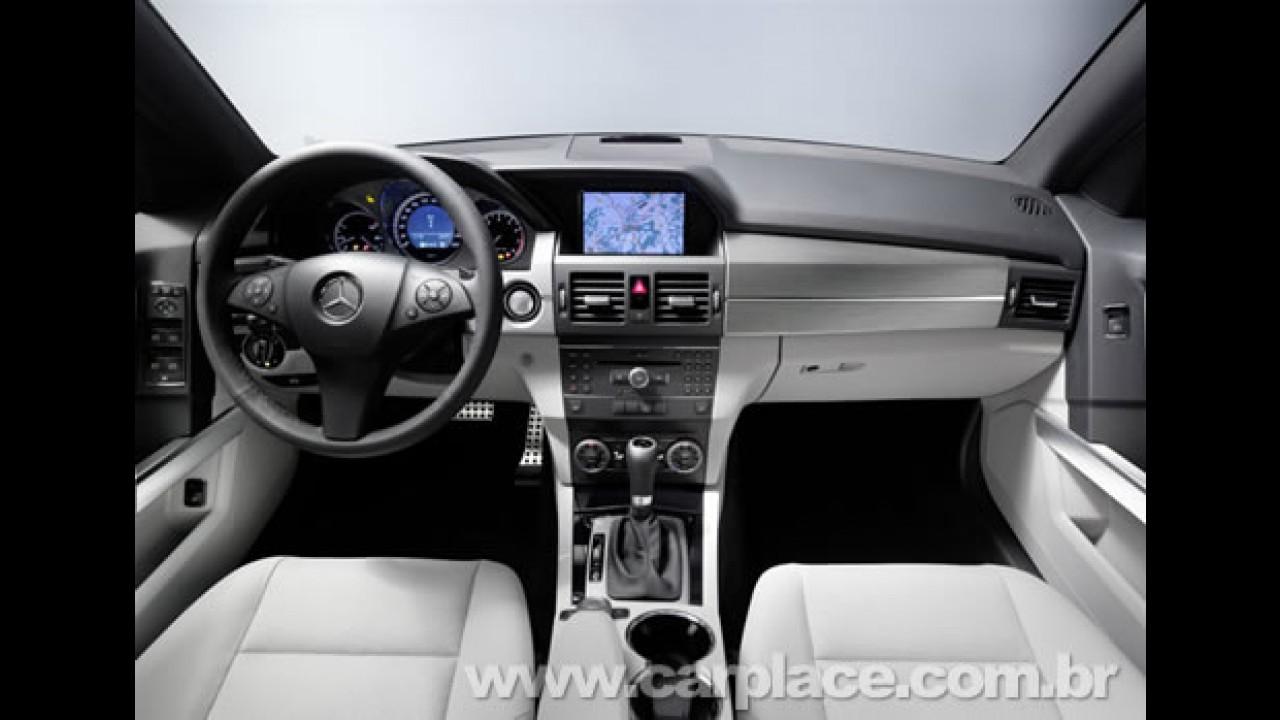 Mercedes-Benz registra 10.000 pedidos do novo SUV GLK em apenas um mês