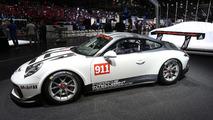 2016 Porsche 911 GT3 Cup Paris Motor Show