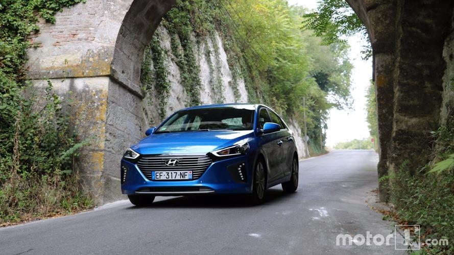 Hyundai Ioniq - Adoptée par les femmes