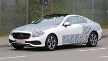 2018 Mercedes E Serisi casus fotoğrafları