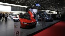 BMW i8 2017 Mondial de l'Automobile