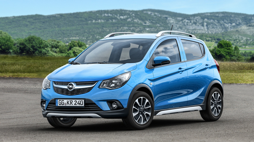 Opel Karl Rocks - Seul le look compte !
