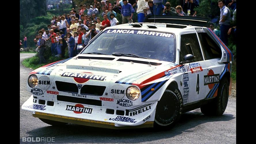 Lancia Delta S4 Gruppo B