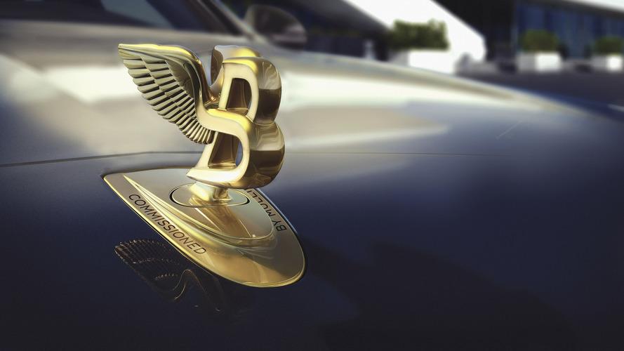 Bentley Mulsanne Hallmark by Mulliner