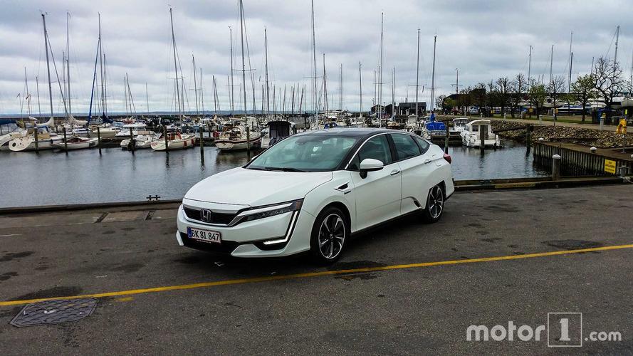 La Honda Clarity Fuel Cell invitée à la COP23