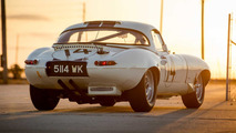 1963 Jaguar E-Type Lightweight Competition Coupe