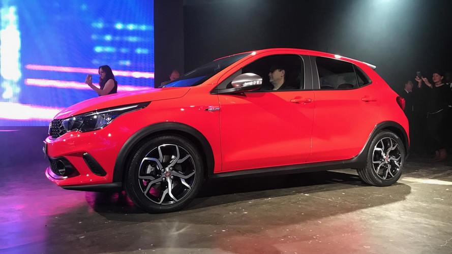 Novo Fiat Argo - Veja preços e equipamentos de todas as versões