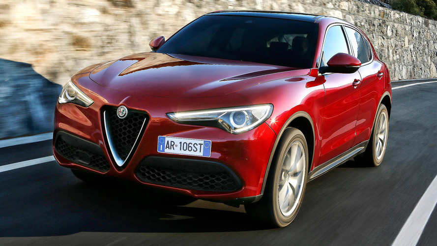 İlk sürüş: Alfa Romeo Stelvio