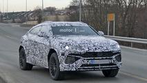 2018 Lamborghini Urus spy photos