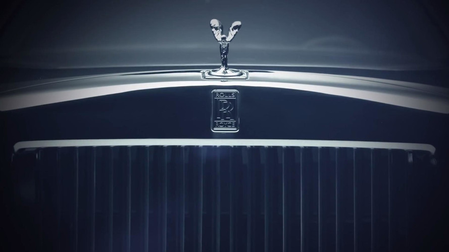 Rolls-Royce Teases Glimpse Of New Phantom
